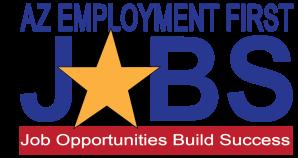 Logo for AZ employment first